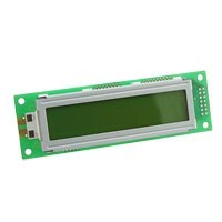 DMC-20261NYJ-LY-BCE, LCD DISPLAY MODULE 20X2 CHARACTER,