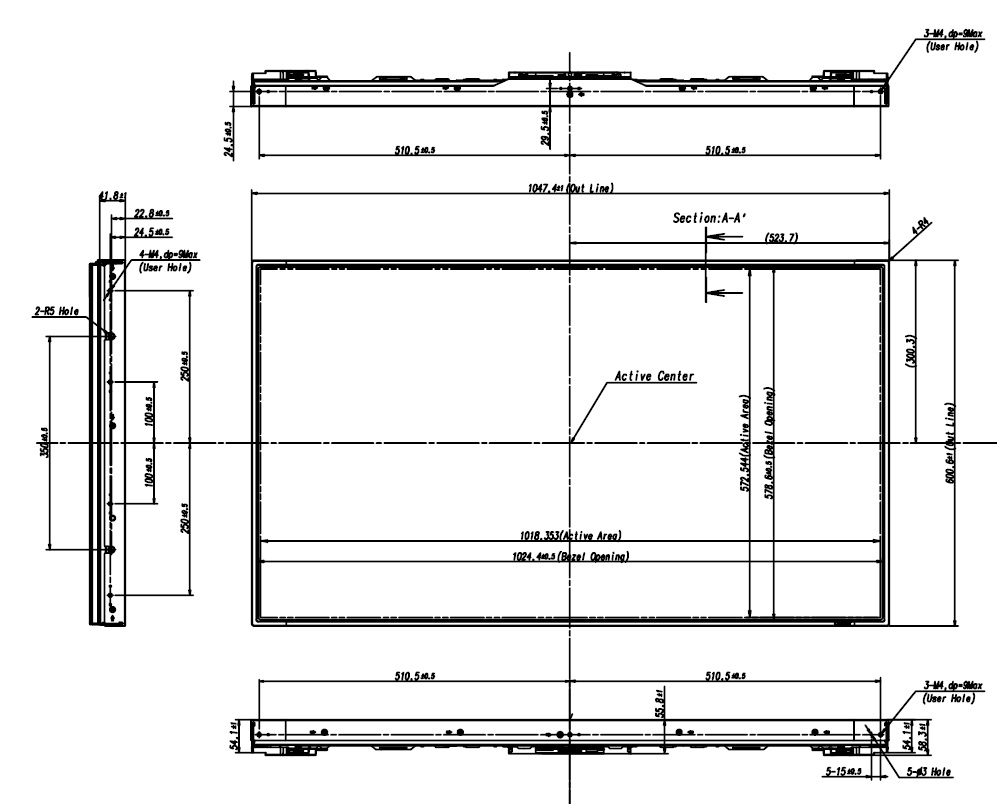 Samsung Welcome To Laptoplcdcouk Your Worldwide Source For 17pw26 4 Circuit Diagram 0 45 Lti460wt L02 460 Tft Lcd Is A